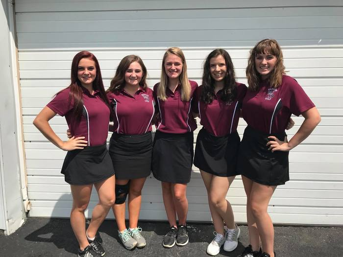Warrior Girls Golf Team