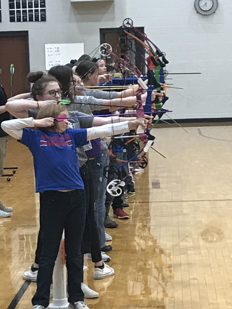 Wes-Del Archers compete against Southern Wells tonight.